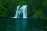 Green Pool Falls, Plitvice Lakes National Park, Croatia